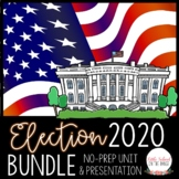 Presidential Election 2020 BUNDLE | 2020 Election | Distan