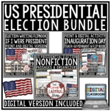 Presidential Election Activity - Donald Trump & Hillary Cl
