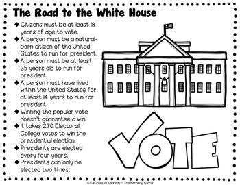 Presidential Election Booklet