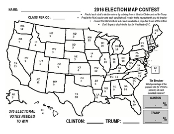 Presidential Election Contest