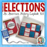 Presidential Election Lapbook Kit