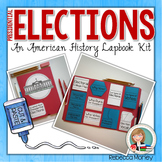 Presidential Election Lapbook Kit