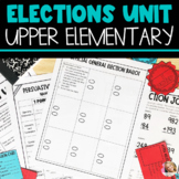 Election Activities for All Subjects | Digital and Printable