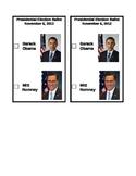 Presidential Election Mock Ballot