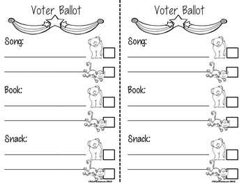 Presidential Election {Mock Election} Mini Lesson