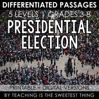 Presidential Election: Passages