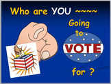 Presidential Election Power Point: Primary Grades