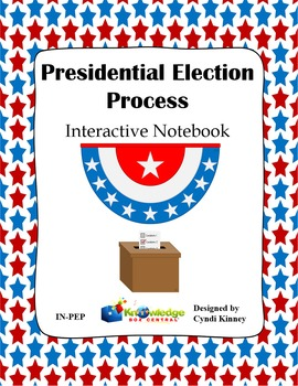 Presidential Election Process Interactive Notebook