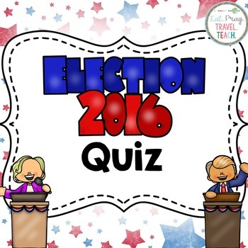 Presidential Election Quiz