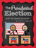 Presidential Election Unit for SPED