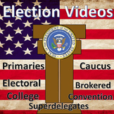 Presidential Election Video Questions for Hip Hughes History