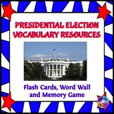 U.S. Elections: Vocabulary Resources