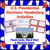 U.S. Elections: Vocabulary Resources