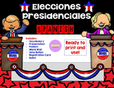 Presidential Elections 2016 (Spanish) Elecciones presidenc