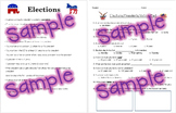 Presidential Elections Test and Facts Sheet