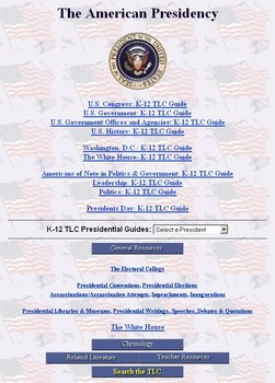 Presidential Elections and the American Presidency