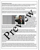 Presidential Elections in Mexico Compare Contrast Lesson Plan - Great for Subs