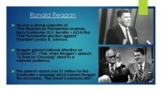 Presidential Elections of President Ronald Reagan (Biography PPT Bundle)