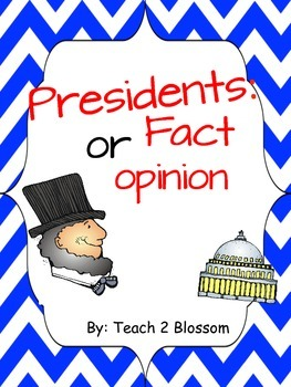 Presidential Fact or Opinion