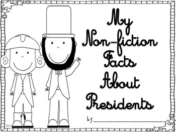 Presidential Facts A Cursive Non-Fiction Writing Project