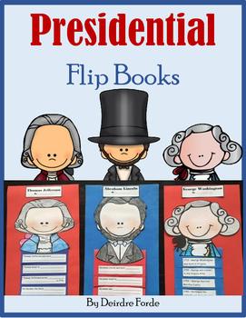 Presidential Flip Books