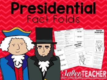 Presidential {Fact Folds}