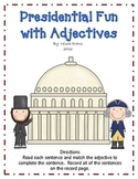 Presidential Fun with Adjectives