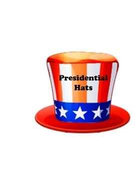Presidential Hats George Washington