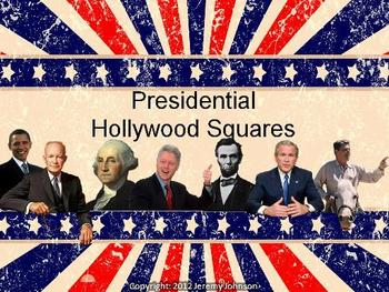 Presidential Hollywood Squares