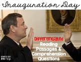 #kindnessnation #weholdthesetruths Inauguration Day Nonfiction Reading Passages
