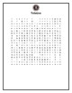 Presidential Inauguration Day 2017 Word Search