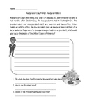 Presidential Inauguration Prompt