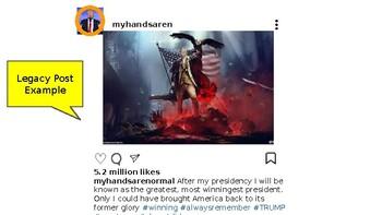 Presidential Instagrams