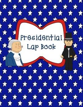 Presidential Lap Book