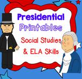 Presidential Printables