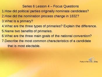 Presidential Nomination