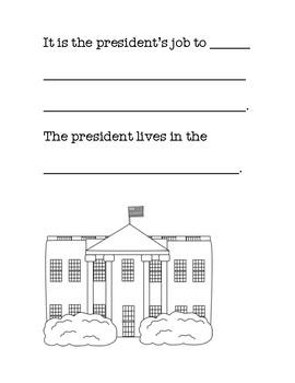 Presidential Packet