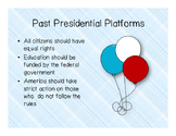 Presidential Platforms