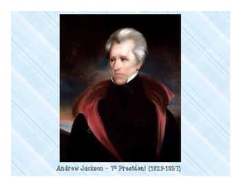 Presidential Portraits Lesson