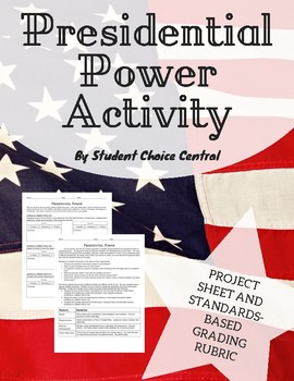 Presidential Power Activity