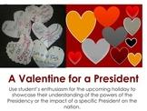 Presidential Powers Valentine's Day/ President's Day Assessment