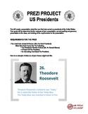 Presidential Prezi Project