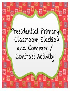 Presidential Classroom Election 2016