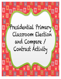 Presidential Classroom Election