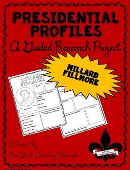 Presidential Profiles: Millard Fillmore