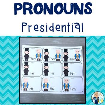 Presidential Pronouns