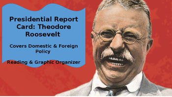 Presidential Report Card: Theodore Roosevelt