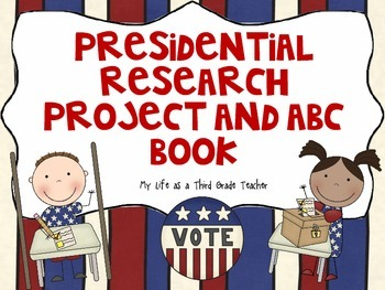 Presidential Research Project and ABC Book