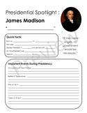 Presidential Spotlight: James Madison