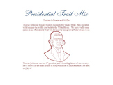 Presidential Trail Mix